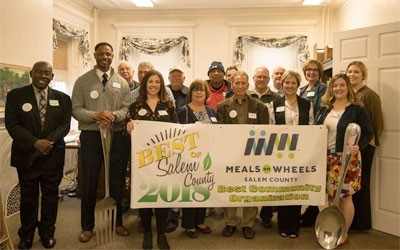 Mayors Help Raise Awareness For Meals On Wheels Of SC And The Needs of SC Seniors