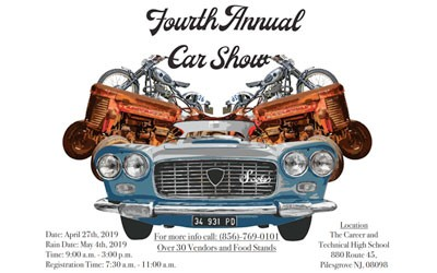 The 4th Annual SCVTS/SCSSSD Car Show