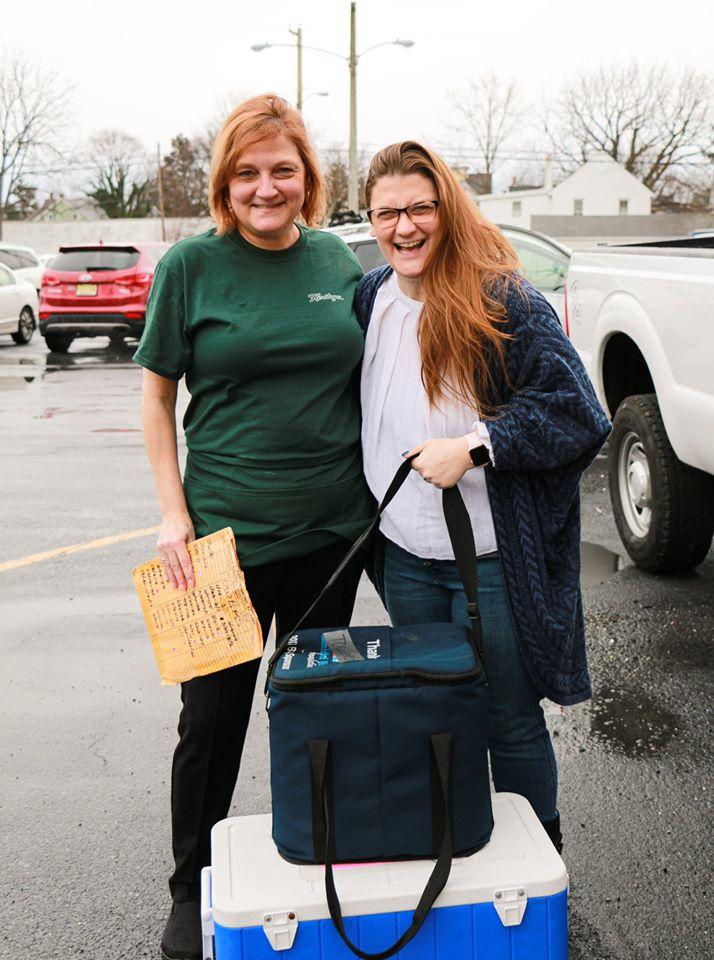 Anne & Melissa Buckwheat
