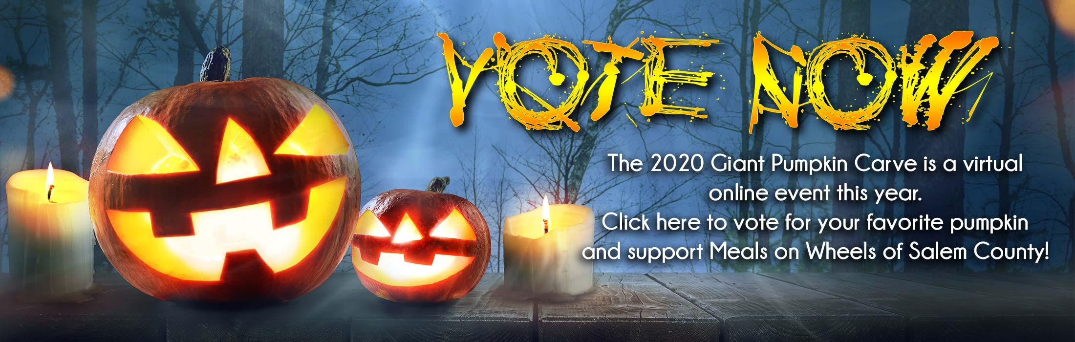 Giant Pumpkin Carve virtual event