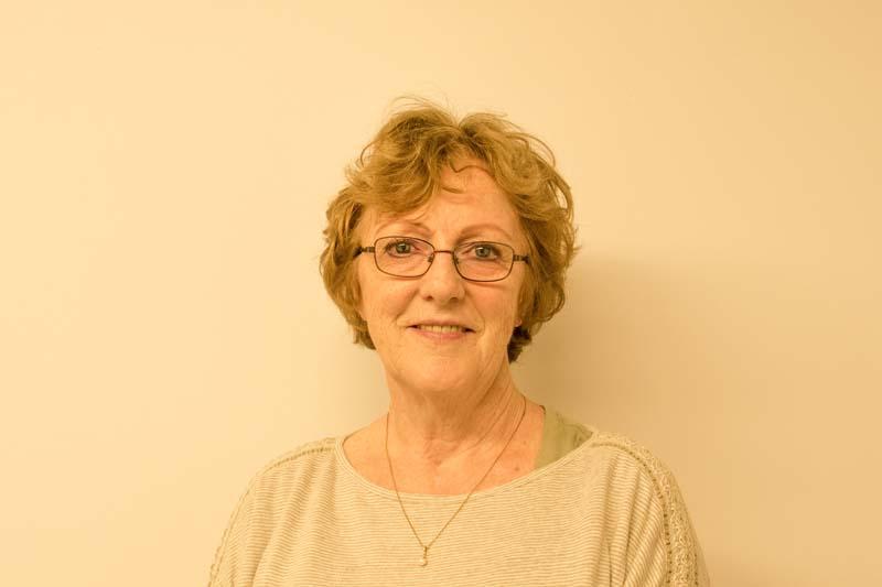 Rita Vaneck, Board Secretary