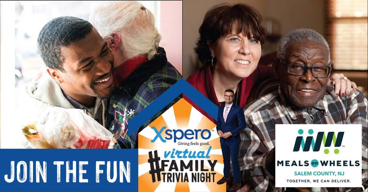 JOIN THE FUN - XSpero Virtual Family Trivia Night